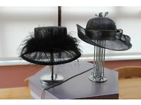 Ladies Hats x 2