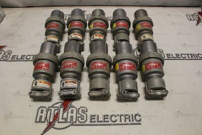 Appleton Acp6034bc 3p4w 60amp 600vac Powertite Plug