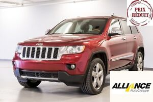 2012 Jeep Grand Cherokee OVERLAND CENTRE DE LIQUIDATION VALLEYFI