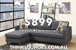 BRAND NEW HIGH QUALITY MODERN SOFAS, FREE HOME DELIVERY North Lakes Pine Rivers Area Preview