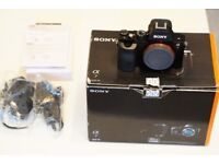Sony Alpha A7 24mp Digital Camera with 28-70 OSS Lens