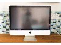 Apple iMac 21.5 inch, mid 2010.