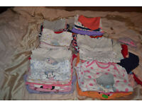 Girl 9-12months clothes