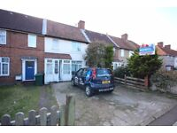Excellent location! Three bedroom property with driveway and garden!!!
