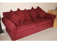 Lounge furniture - Large John Lewis sofa / setee
