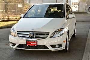 2014 Mercedes-Benz B-Class B250 Turbo Loaded Only 43, 000Km