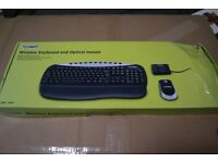 Technika wireless keyboard and mouse. Only £10