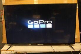 PANASONIC TX55CX400b SMART 4K ULTRA 3D LED TV.