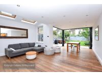 *** Stunning recently extended and refurbished four bedroom house, Frobisher Road, N8 ***