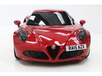Alfa Romeo 4C TBI (red) 2015-08-14
