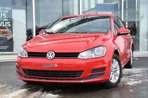2015 Volkswagen Golf Automatique. BAS KILO !