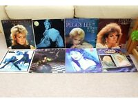 A JOB LOT OF 8 X FEMALE HIT VINYL LP'S BY VARIOUS ARTISTS