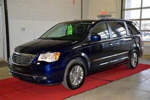 2015 Chrysler Town & Country TOURING-L * CUIR * DVD * TOIT