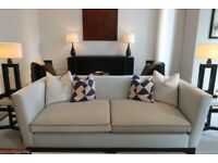 Bespoke Luxury Three Seater Sofa - RRP £3,200