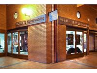 TO LET!!! FULLY FITTED HAIR SALON WOLVERHAMPTON TOWN CENTRE