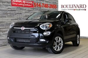 2016 Fiat 500X LOUNGE AWD TOIT PANORAMIQUE CUIR