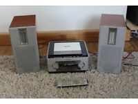 Philips DVD Micro Theatre System, Divx, MP3, Picture CD