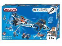 Meccano Multi Models 20 Model Set(s)