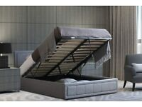 Bed Double   Ottoman Bed Frame