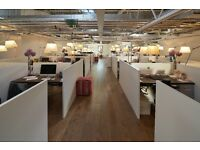 Boutique co working space/desk space/hot desk/coworking/hub/office space in Wandsworth