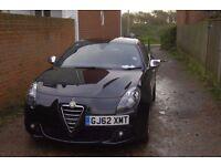 2012(62) Alfa Romeo Giulietta Veloce 2.0 JDTM for sale.