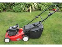 Mountfield HP454Petrol Lawnmower in excellent working condition