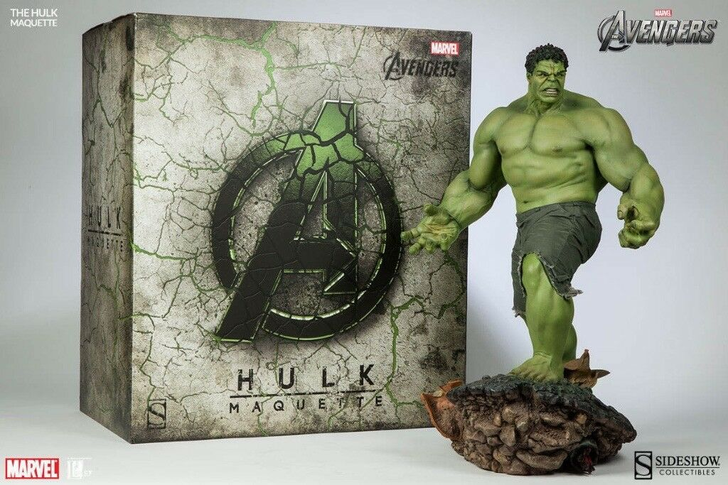 Sideshow Hulk Statue Maquette Toy Figure SWAP FOR WHAT HAVE YOU