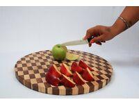 Stunning Walnut organic chopping board