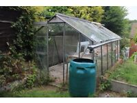 Greenhouse-free if collected