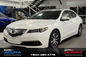 2017 ACURA TLX ENSEMBLE TECHNOLOGIE ** DEMONSTRATEUR **
