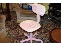 Pink Swivel Chairs ( Three of them )