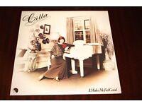 Cilla Black It Makes Me Feel Good Vinyl LP Record