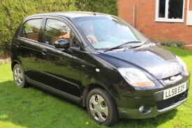 Chevrolet Matiz SE+ petrol