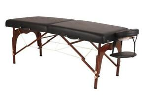 TABLE DE MASSAGE 30'' LUXOR NATURA