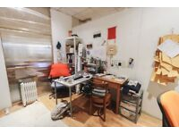 Work space in Bristol city centre: Pithay Studios B12 - quiet office or studio | All bills included