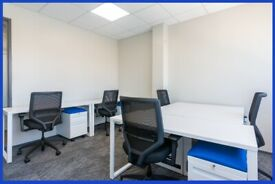 Farnborough - GU14 7JF, Open plan office space for 10 people at The Hub Farnborough Business Park