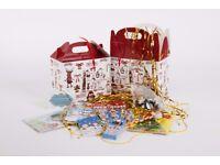 Children's Christmas Fun Activity Gift Box