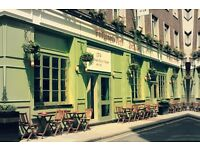 Night Porter being hired for boutique pub and hotel