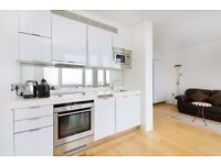 ***Modern 1 Bedroom Studio Suite in Ontario Tower, Canary Wharf E14***