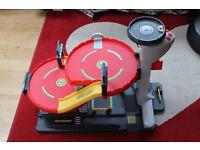 Toy Garage with sound effects (ELC)