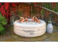 Lay Z Spa Vegas 4-6 Person hot tub brand new