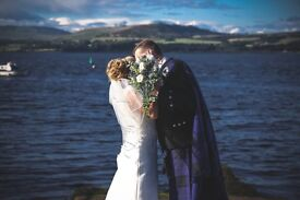 Discounted wedding photography from £100