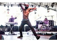 DEATH GRIPS - DOWNSTAIRS STANDING - CAMDEN ROUNDHOUSE - SAT 29/10 - £40!