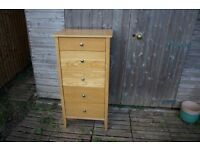 Tall Boy - Chest of Drawers