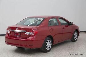 2013 Toyota Corolla CE, *NO ADMIN FEE, FINANCING AVALAIBLE WITH  Gatineau Ottawa / Gatineau Area image 2