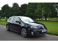 VOLKSWAGEN GOLF TDI GTD DIESEL NEW SHAPE 2009 MODEL WITH V SPOKE ALLOYS AND MOT TILL DECEMBER 2016
