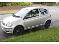 Toyota, YARIS, 2004, new clutch,new exhaust,new MOT