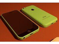 IPHONE 5C GREEN - 8GB - UNLOCKED
