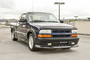 2001 Chevrolet S10 Extreme Body kit Langley Location.
