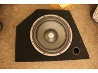 Focal Polyglass 33v1 subwoofer speaker, 800W